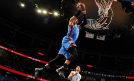 NBA/ Oklahoma City mposht Orlando Magic falë një super Westbrook