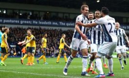 "Video/ West Brom ""shkatërron"" Arsenalin, rrezikon Champions League"