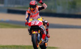 Mark Marquez shpallet kampion i Moto GP