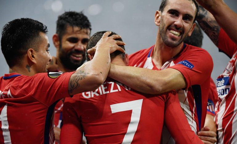 Spanja vazhdon dominimin, Atletico Madrid kampione e Europa League  me tripletë (VIDEO)