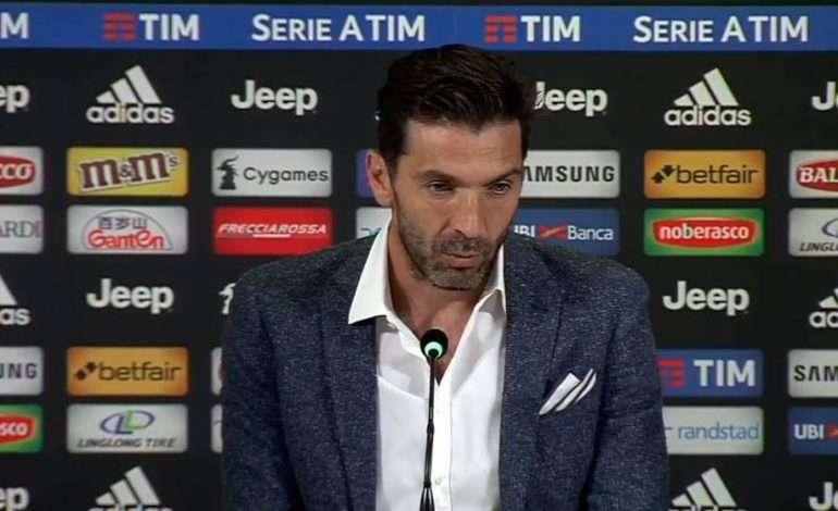 Gigi Buffon konfirmon tërheqjen nga futbolli: Falenderoj familjen Juventus, do jetë e çuditshme të jetoj pa sport
