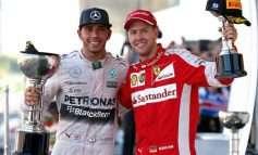 Hamilton dhe Vettel shtërngojnë duart, nuk i trembin njëri-tjerit edhe në një skuderi