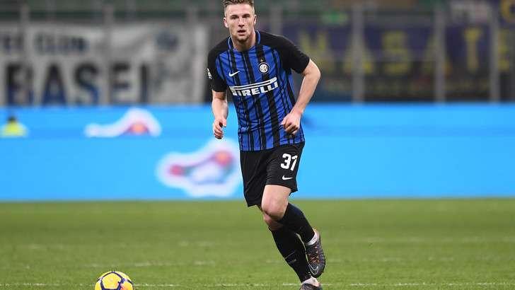 E kërkojnë gjigandët e Europës, lojtari qëndron te Interi
