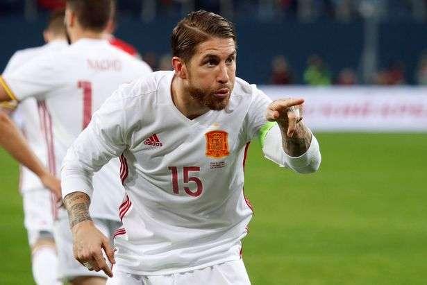 Sergio Ramos thirrje ekipit për qetësi, i trysnuar nga konferenca për shtyp