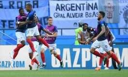 """VIDEO/ Le të fillojë festa franceze, """"Gjelat"""" largojnë Messin dhe Argjentinën nga Botërori"""