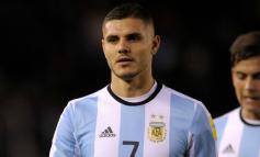 """FOTO/ Nuk u grumbullua në Botëror, Mauri Icardi """"ironizon"""" humbjen e Argjentinës"""