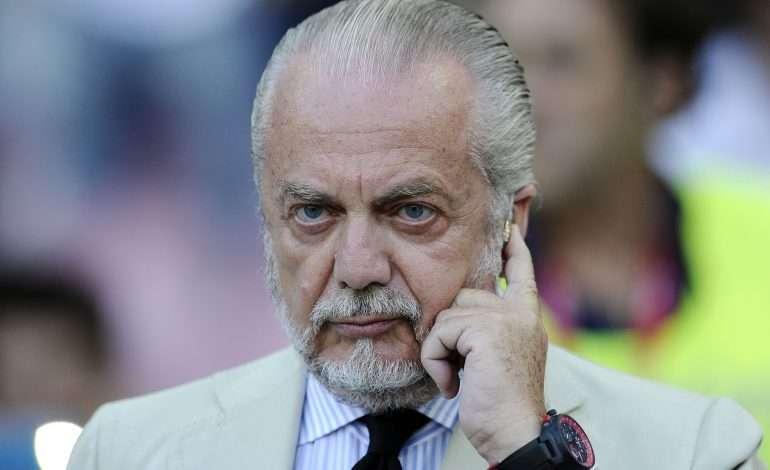 """Manchester City-it i mbyllet """"dera"""" nga Napoli, presidenti Laurentis vë veton për talentin italian"""