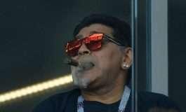 Maradona vijon me urdhërat, sulmon ashpër dhëndrrin e tij