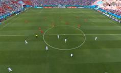 """VIDEO/ Të dëshpëruar për një gol, lojtarët e Panamasë tentojnë të shënojnë me """"hile"""""""