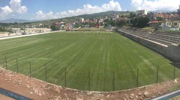 """Stadiumi i Librazhdit merr """"jetë"""", Sopoti bëhet me """"shtëpi"""" të re"""