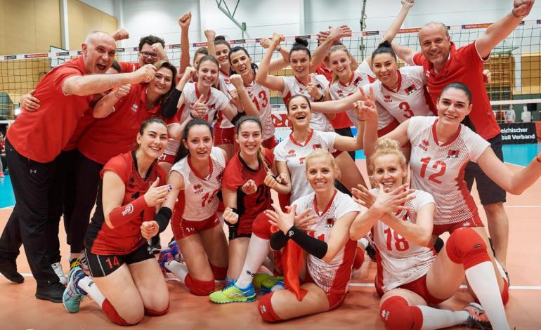 LAJMI I FUNDIT/ Kombëtarja shqiptare e volejbollit mëson kundërshtarin, nesër fillon faza finale