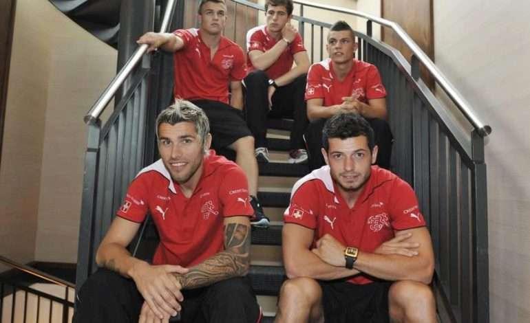 Befason futbollisti shqiptar i Zvicrës, injoron veprimin e Xhakës dhe Shaqirit: Unë s'do e bëja
