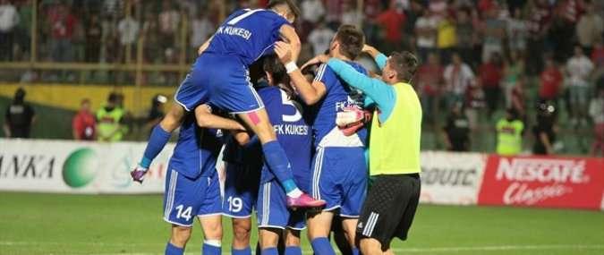 """Kukësi-Valletta, faza përgatitore """"zbulon"""" formacionin për ndeshjen e Champions League"""