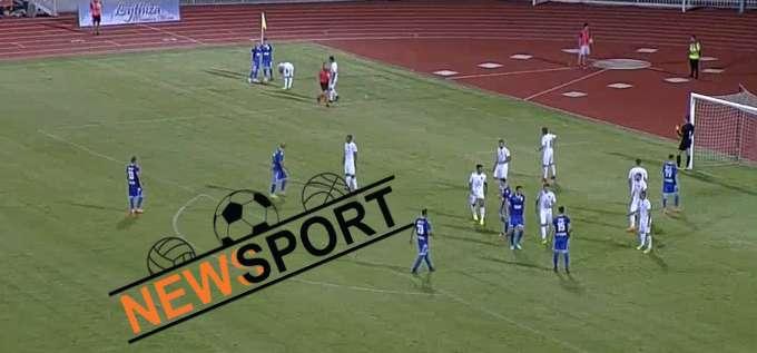 """LAJMI I FUNDIT/ Rezultat surprizë në """"Loro Boriçi"""", Kukësi i pafuqishëm ndaj Vallettës (VIDEO)"""