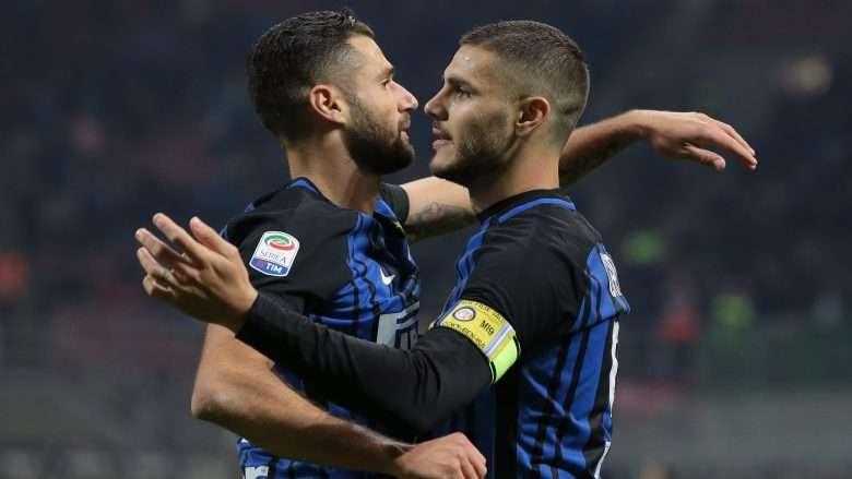 VIDEO  Humbet vendin e titullarit  lojtari i Interit  lë nam  në stërvitje