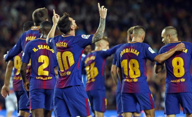 """Barcelona nuk ndalet, nesër katalanasit prezantojnë """"yllin"""" e radhës"""