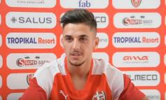 """U vunë nën """"urdhërat"""" e Shehit, Gavazaj dhe El-Kayed flasin si kampion: Skënderbeu është klubi më i mirë"""