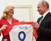"""LAJMI I FUNDIT/ Franca dhe Kroacia dhurojnë spektakël, finalja ndiqet nga """"udhëheqësit"""" e botës"""
