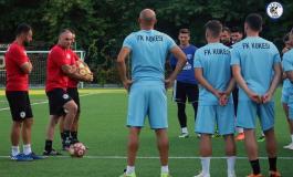 """LAJMI I FUNDIT/ Kukësi """"injoron"""" finalen e Botërorit, Armando Cungu """"shtrydh"""" ekipin përpara ndeshjes në Champions"""