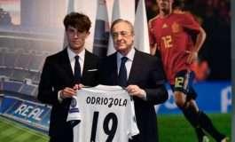 35 milionë euro për lojtarin e Real Sociedad, madrilenët prezantojnë mbrojtësin spanjoll