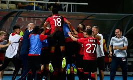 """CHAMPIONS LEAGUE/ Shkëndija """"bëhet me krahë"""", UEFA jep """"OK"""" për kampionët e Maqedonisë"""