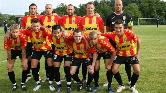"""Njihuni me """"SKËNDERBEUN"""" e Luksemburgut, skuadra që i mori të gjithë """"zvarrë"""" duke shkruajtur historinë në Europë"""