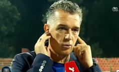 """Trajneri i Partizanit lodhet me Çanin: """"Shkoni dhe shikoni si është, ja kë do lojtar do grumbulloj"""""""