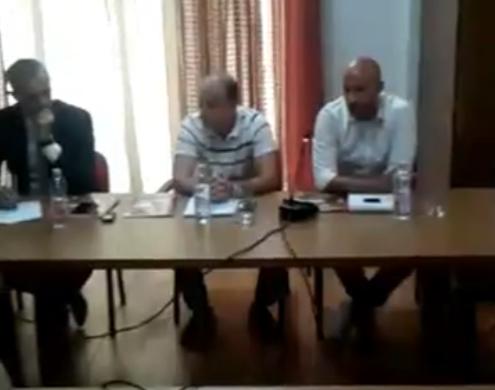 """Drejtori i PARTIZANIT e ka me klubet e bashkisë: Nuk kanë mirë-organizim, policët i veshin si """"stjuartë"""""""