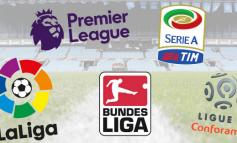 Futbolli Europian, ndeshjet më interesante të ditës së sotme në Angli, Spanjë dhe Itali