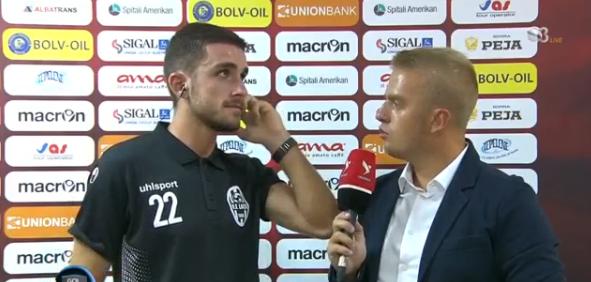 Pjesa e parë pa gola, mesfushori i Laçit: Tirana është një skuadër e fortë, duhet të shënojmë me kundërsulme