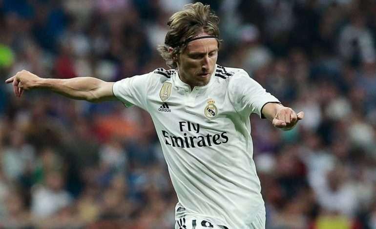"""Modric fut në """"luftë"""" REALIN dhe INTERIN, spanjollët """"hakmerren"""" ndaj italianëve"""