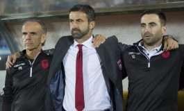 FOTO/Shqipëria bëhet me krahë përpara Ligës së Kombeve, kuqezinjtë përforcohen në mesfushë