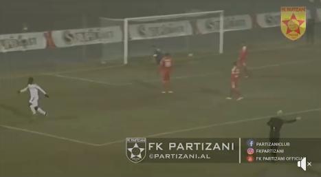 """VIDEO/ Superliga në horizont, PARTIZANI """"djeg"""" Skënderbeun me histori të lavdishme"""