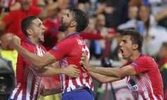 """SUPERKUPA E EUROPËS/ Atletico """"shtang"""" Realin, sulmuesi i Spanjës """"shuplakë"""" kampionëve të Europës"""