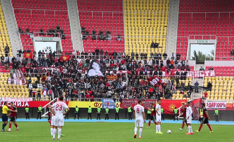 """Pas Europës vjen kampionati, Shkëndija gati """"të shtypë"""" rivalët maqedonas"""