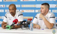 Trajneri i TIRANËS emocionon me deklaratën e tij: Kjo skuadër luan gjithmonë për titull, ja kur do ta shihni ekipin e vërtetë