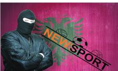 FOTO/ Mediat serbe shfrenojnë keq fantazinë: Mafia shqiptare ndikoi në Champions League me miliona, Ronaldo ishte viktima