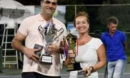 """TENIS/ Përfundon edicioni i parë i turneut të tennisit """"Albanian Open 2018"""" , 500 euro premio për fituesin"""
