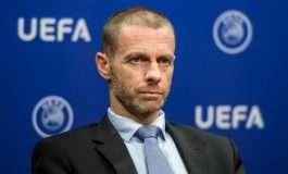 Presidenti i UEFA-s e thotë qartë: Nuk ka finale Champions League në Amerikë!