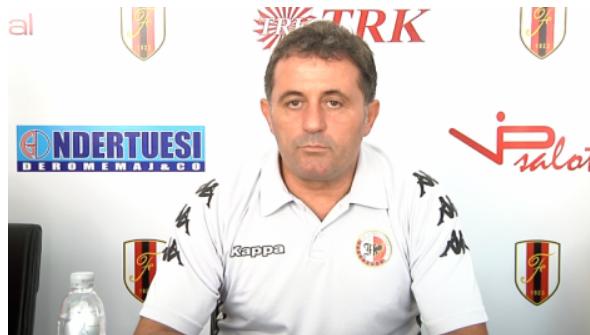 E pret një ndeshje e vështirë  Ilir DAJA përgatitet për Partizanin  Luajmë vetëm për 3 pikë