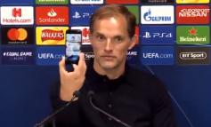 VIDEO/ Mundet bindshëm nga Liverpooli, trajneri i PSG-së braktis konferencën: Më falni, po më telefonon mamaja