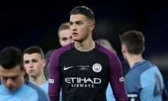 Debutim tersi për lojtarin shqiptar në Angli, spektator në fushë me Manchester City