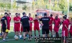 """Infermieria tremb Partizanin, Gega """"qan"""" katër më të mirët para përballjes me vlonjatët"""
