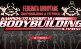 FOTO/ Mbyllet Kampionati Kombëtar i Bodybuilding, mësohet fituesi