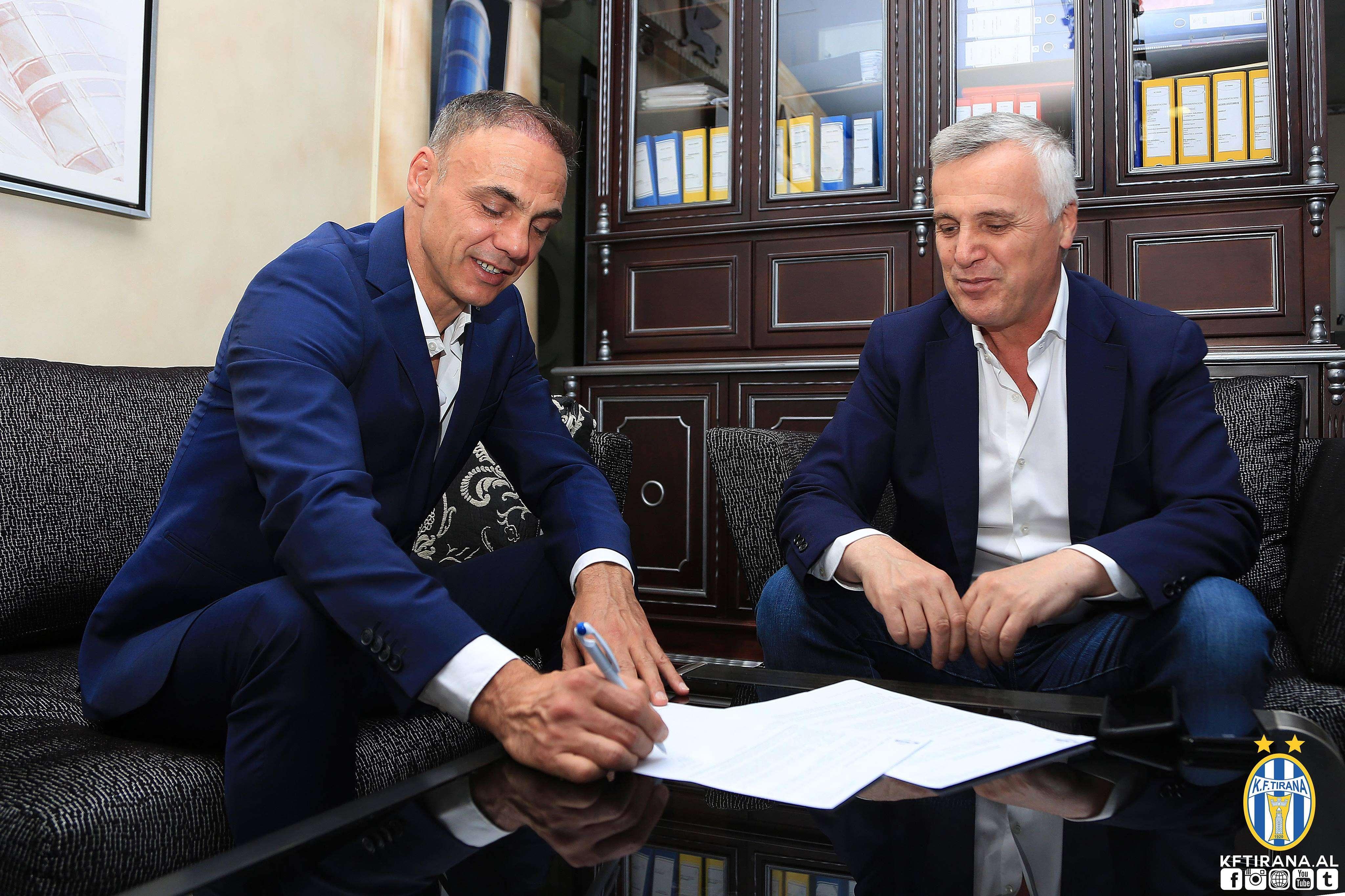 """LAJMI I FUNDIT/ Tirana """"bekon"""" Ardian MEMËN, zbardhet detaji i kontratës"""