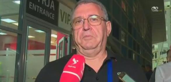 Armand DUKA i pakënaqur me Kombëtaren: Kundërshtari nuk kishte nivelin e Skocisë