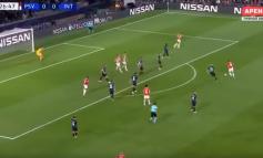 CHAMPIONS LEAGUE/ INTER pëson SUPER-GOL por përmbys ndeshjen, Napoli fiton në fund me HYSAJN në stol (VIDEO)