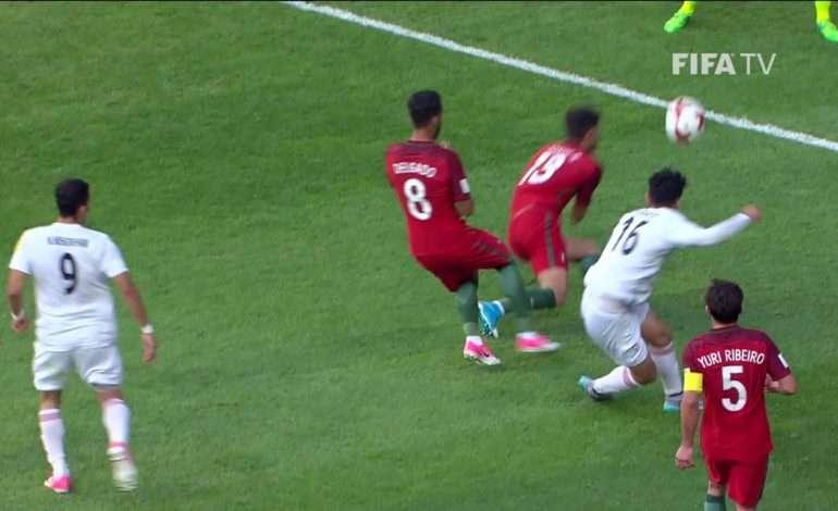 """Ndeshje e """"çmendur"""", PORTUGALIA shkatërron kundërshtarin 9-0"""