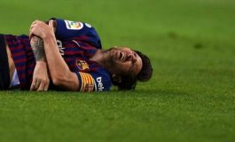 """Barcelona """"vret"""" Sevilla-n dhe kap kreun e La Liga-s, Messi në """"pit-stop"""" për disa javë"""