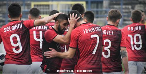 FOTO/ Ndeshja e Europa League, Shkëndija bën thirrjen për tifozët